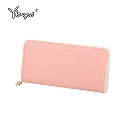 $enCountryForm.capitalKeyWord NZ - YBYT brand 2017 new fashion simple candy color long solid zipper women wallet hotsale ladies cell phone coin purses card package