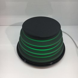 Wholesale Wireless Fast charger for cell phone iPhone x Plus Desktop phone stand Multicolored night light W Fast Charge