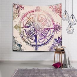 Indian Tapestry 3D Digital Paintings Wall Bohemia Beach Throw Towel Blanket Home Decor Mandala Hanging Decoration Cloth