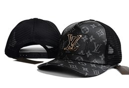 China New Mesh Visor Hats for Summer High Quality Men Women Baseball Cap Adjustable Fashion Design Dad Golf Hat Curved Snapback Caps Sun Hat cheap winter hat fashion for women suppliers