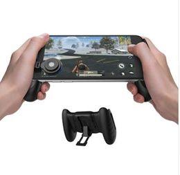 Toptan satış Gamesir F1 Gamepad Oyun denetleyici Telefon Tüm Android iOS SmartPhone için Analog Joystick Kavrama PUBG-Like, FPS Oyunları