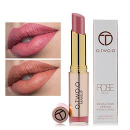 popular lip colors 2019 - O.TWO.O Brand Matte Lipstick Popular 20 Colors Beauty Makeup Matte Lipstick Long Lasting Lip Kit Matte Lip Cosmetics che