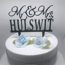 Personalized Name Cake ToPPers Online Shopping