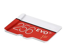 tf flash memory 2018 - Best Selling White EVO Plus 32GB 64GB 128GB 256GB Flash TF Memory Card C10 Class 10 EVO with SD Adapter Blister Package