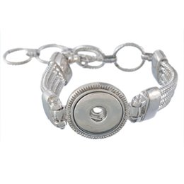 snap button jewellery wholesale NZ - Snap Button Bracelet Noosa Charm bracelets Chunk Ginger snap Bangle Women bangles womens fashion Jewelry jewellery wholesale