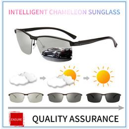 2a4d7a8cc89 Aluminium sunglAsses online shopping - Aluminium Magnesium Frame  Photochromic sunglasses Chameleon Polarized sun glasses Men All