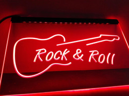 Led music signs online shopping - LB303 Guitar Music NEW LED Neon Light Sign home decor crafts
