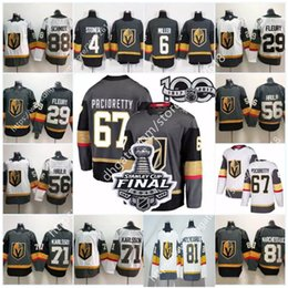 Discount max green - Mens 2018 Vegas Golden Knights jersey 67 Max Pacioretty 18 James Neal 29 Marc-Andre Fleury 71 William Karlsson 81 Marche