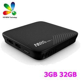 $enCountryForm.capitalKeyWord Canada - M8S PRO L Android 7.1 TV BOX Amlogic S912 Octa Core 3G 32G Bluetooth 2.4G 5GHz WIFI Better than X96 A95X M8S