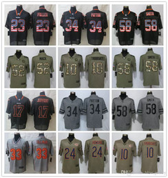 52 Khalil Mack 10 Mitchell Trubisky Chicago Bears Jersey 58 Roquan Smith  Anthony Miller Cohen 34 Payton 54 Urlacher 12 Robinson II e8605afd2