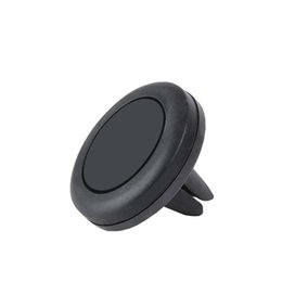 Small Magnets Wholesale UK - Small Car Mount,Air Vent Magnetic Universal Car Mount Phone Holder for iPhone 6 6s,One Step Mounting,Reinforced Magnet,Easier Safer Driving