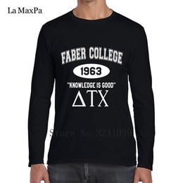 $enCountryForm.capitalKeyWord Australia - Art Basic Solid Mens Tee Shirt Faber College Animal House Men's T-Shirt Mens Anti-Wrinkle 100% Cotton Streetwear Tshirt Mens