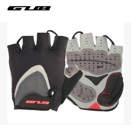 Summer Bikes Canada - Gub Summer Cycling Gloves Gel Half Finger Shockproof Sport Gym Gloves Mtb Mountain Bicycle Bike Gloves For Men And Women
