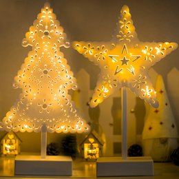 xmas table pendulum decoration christmas tree festival party decoration ornament 2018 new arrival hot sale