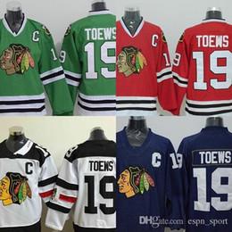 3866fef7 Jonathan Toews Blackhawks Jersey Red Green Black White Home Premier Quality  All Stitched Women Chicago Blackhawk Hockey Jerseys Shirt