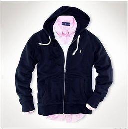 2f4da7daa0115 Hurley on-line-Clássico Dos Homens Lazer esportes Jaquetas Ralph lauren  sportswear luxuoso Pony