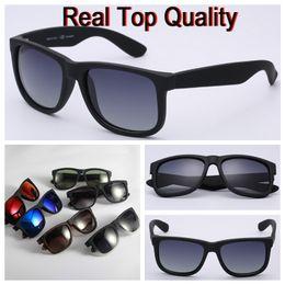 lunettes de soleil designer Lunettes de soleil top Qualité Lunettes de soleil pour Homme Femme Polarisées UV400 Lentilles En Cuir Cas tissu boîte accessoires, tout! en Solde