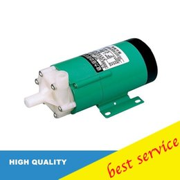 Multistage water puMps online shopping - MP R HZ HZ Non Leakage Micro Magnetic Pump V Made Of PP
