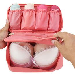 $enCountryForm.capitalKeyWord NZ - Bra Underwear Waterproof Travel Bags For Women 2018 Ladies Makeup Toiletry Lingerie Bag Female Panties Bra Bikini Organizer G220
