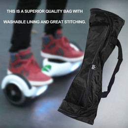 scooter handbags 2019 - 4.5inch Black Carrying Bag For 2 Wheels Self Balancing Electric Scooter Skateboard Smart Balance Sport Handbags Storage