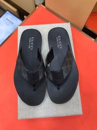 e54db0a50b10d5 sandals slippers flip flops 207555 Men Slippers Slippers Drivers Sandals  Slides Sneakers Leather Slipper