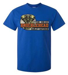 Chinese  Men's '36 Knucklehead Short Sleeve Crew Neck T-Shirt, Royal 2018 High quality custom printed tshirt hip hop funny tee mens tee shirts manufacturers