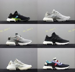 Discount best canvas shoes for women - 2018 new best running shoes for mens POD-S3.1 White black Blue pink Men women sports shoes Sneakers Chaussures Designer