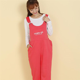 811be2b7348 Come On! Maternity Spring Autumn Plus Size Pants Zipper Bib Belly Pregnant  Pants For Pregnancy Women Trousers Overalls Jumpsuit