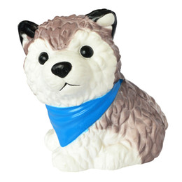 $enCountryForm.capitalKeyWord UK - High quality Slow Rising Squishy For Husky Toys and Cellphone straps charms For Husky Squishy slow rising DHL Free