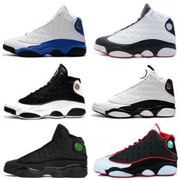 ab38a8da4d 2018 Top Quality 13 13s zapatos de baloncesto para hombre Hyper Royal 3M  Reflective Silver sneakers mujeres zapatillas deportivas zapatillas para  hombre ...