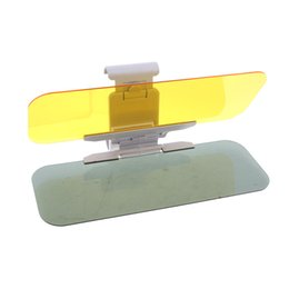 Car Sun Visor Goggles Day-Night Anti Glare Windshield Mirror Interior Kits 6996472ec35