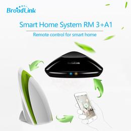 $enCountryForm.capitalKeyWord NZ - Broadlink RM3 RM Pro+A1 intelligent Remote Contol IR+RF Air Quality Detector Sensor,Smart Home Automation System for IOS Android
