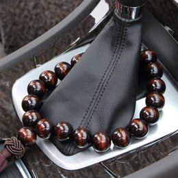 Discount mirror beads - Car Stall Beads Car Mirror Hanging Pendant Rosewood Buddha Bracelet Rearview Suspension Auto Decoration Buddha Beads Orn