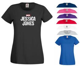 Woman Fans Australia - Details zu Jessica Jones T Shirt Marvel Comics TV Series MCU Fan Mother Day Gift Women Top Funny free shipping Unisex tee