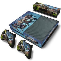 Fortnite jogo vinil adesivo para microsoft xbox one controlador decalque skins para xbox one gamepad capa para xbox one protetor de pvc