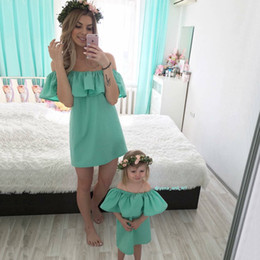 70059cb3e4c27 Mom Baby Daughter Matching Dress Online Shopping | Mom Baby Daughter ...