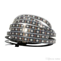 $enCountryForm.capitalKeyWord NZ - NEW Dream Colour 5M 60led M 300Leds WS2812 IC 5050 RGB LED Strip Light IP20 IP67 Waterproof DC 5V 4PIN