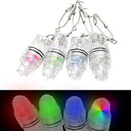 Lighting Lure NZ - Deep Drop Underwater Lamp Fish Lure Light Green Blue Red Colorful Color Fishing Lamp Fishing Tool