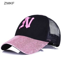 3c6aec63a02 2018 Mesh Baseball Cap Summer Outdoor Sport Hats For Men Women Fashion  Trucker Caps Boys Girls Hip Hop Skateboard Casquette