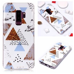 Discount iphone s5 phones - For Galaxy Note 9 8(J4 J6 J3 J7 J8 A6 A8)2018 S9 Plus S8 S3 S4 S5 S6 Marble Soft TPU IMD Case Hybrid Unicorn Natural Roc