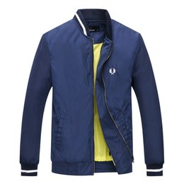 Chinese  Spring And Autumn Jacket Male Stand Lead Leisure Time Colour Loose Coat High Archives Goods In Stock Group12725# manufacturers