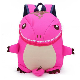 Hot Sale Dinosaur Kids Backpack Cartoon Arlo Anti Lost Kindergarten  Children Backpack School Bags Animals Dinosaurs Backpack afb5e5b4289d5