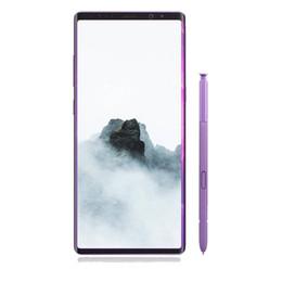 Разблокировка 9 примечание 8 9 6,3-дюймовый экран с изогнутым кривым 1GRAM 8GROM Разблокированная записка8 9 Android5.0 Смартфон