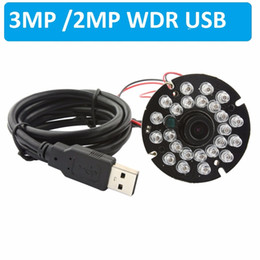 $enCountryForm.capitalKeyWord NZ - 3MP WDR MICRON AR0331 CMOS H.264 MJPEG Audio MIC HD USB2.0 Night Vision IR Infrared Camera module with 940nm invisible IR light