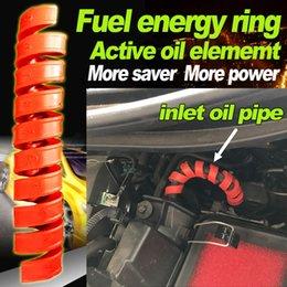 Le module d'énergie de l'air 5pcs d'économie de carburant automatique et le régulateur de pression d'huile d'anneau de 1 pc réduisent le carbone pour tous les 8 à 10 cylindres