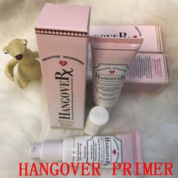 Discount ml control - makeup HANGOVER PRIMER Proactive Nourishing Replenishing Too PRIMED Skin Smoothing Face Primer Silicone-free 40 Ml Found
