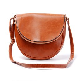 62d86eb6dcdf Small faux leather croSSbody bag online shopping - ROYALBLANKS PU Faux  Leather Shoulder Bag Vintage Style