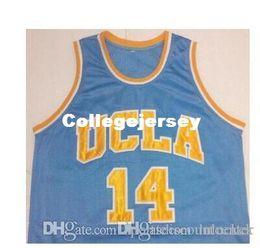 A+ Free Shipping High Quality Cheap custom Men s Hot sale  14 Zach LaVine College  basketball jerseys high quality embroidery Jerseys e37289708