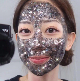 Free shipping mask korea online shopping - hotsale PNY7 S Star Mask ML Moisturizing Facial Mask Korea Brand Skin Care face makeup mask