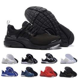 sports shoes 06897 fb950 Nike air presto 2018 nuovi uomini presto donne V prestos traspirante  blackout economici sneaker rosso blu navy triplo bianco nero autunno oliva  scarpe da ...